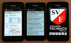 Handys Android App Sv Fischbach Smartphone Tablet